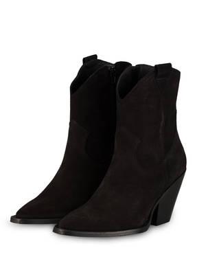 Mrs & HUGS Cowboy Boots