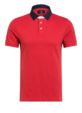 HACKETT LONDON Piqué-Poloshirt RIVIERA Slim Fit