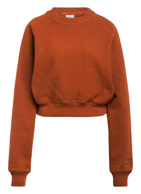 Reebok Cropped-Sweatshirt