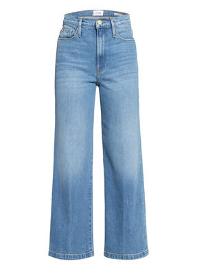 FRAME DENIM Jeans-Culotte ALI WIDE CROP