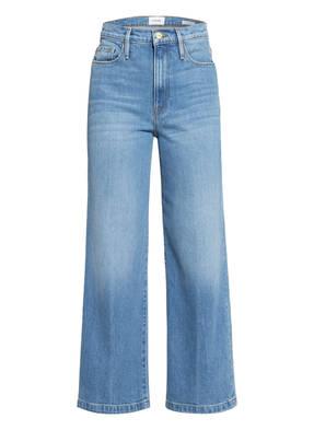 FRAME DENIM Jeans-Culotte ALI WIDE CROP