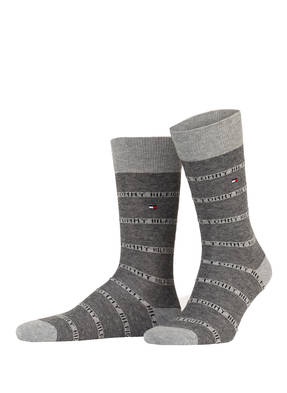 TOMMY HILFIGER 4er-Pack Socken in Geschenkbox