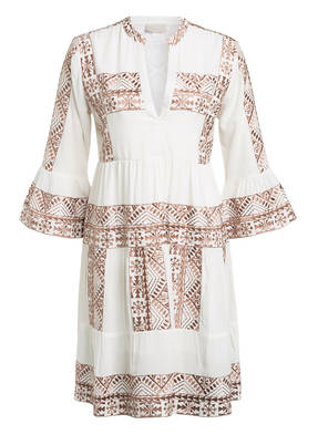 Mrs & HUGS Kleid mit Stickereien