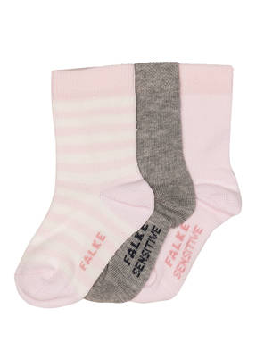 FALKE 3er-Pack Socken SENSITIVE