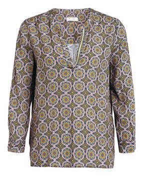 rich&royal Blusenshirt mit Perlenbesatz