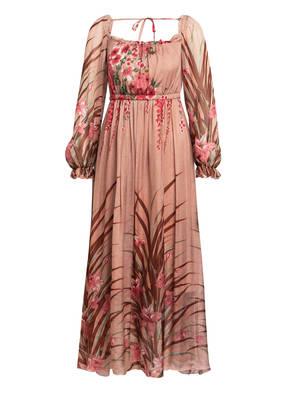 Dixie Kleid mit Seidenanteil