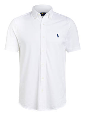 POLO RALPH LAUREN Halbarm-Hemd Regular Fit aus Piqué