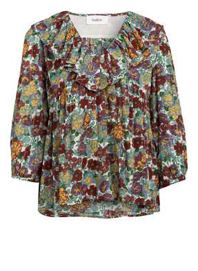 ba&sh Blusenshirt POLLY mit Rüschenbesatz