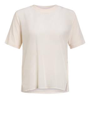 RENÉ LEZARD T-Shirt im Materialmix