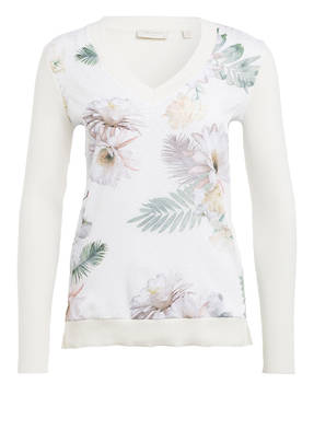 TED BAKER Pullover KAYLAAA im Materialmix