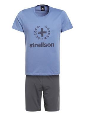 strellson Shorty-Schlafanzug