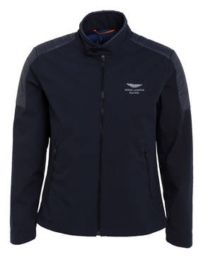 HACKETT LONDON Softshell-Jacke AMR SOFTSHELL MOTO