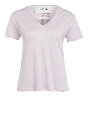 ba&sh T-Shirt LOUVE aus Leinen