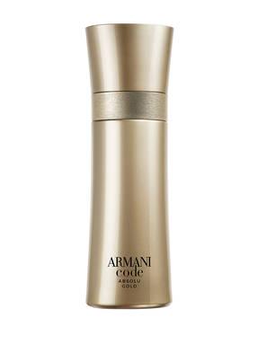 GIORGIO ARMANI BEAUTY ARMANI CODE ABSOLU GOLD