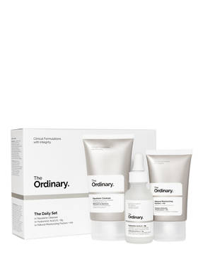 The Ordinary. THE DAILY SET