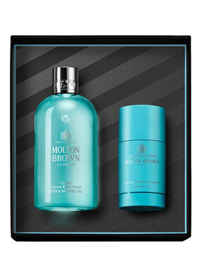 MOLTON BROWN COASTAL CYPRESS & SEA FENNEL COLLECTION