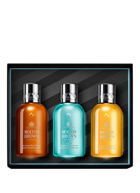 MOLTON BROWN WOODY & CITRUS COLLECTION