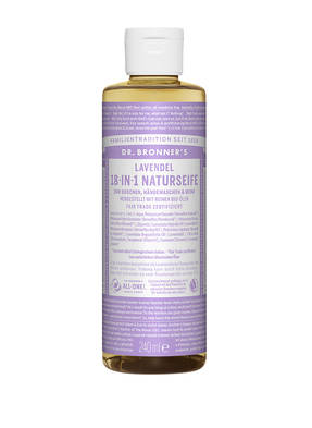 DR. BRONNER'S BIO SUGAR SOAP LAVENDEL