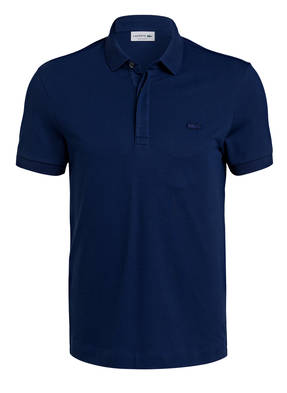 LACOSTE Piqué-Poloshirt PARIS Regular Fit