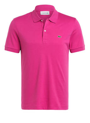 LACOSTE Jersey-Poloshirt Regular Fit