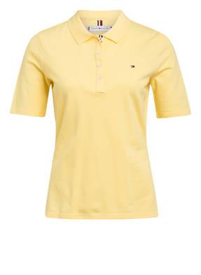 TOMMY HILFIGER Piqué-Poloshirt ESSENTIAL