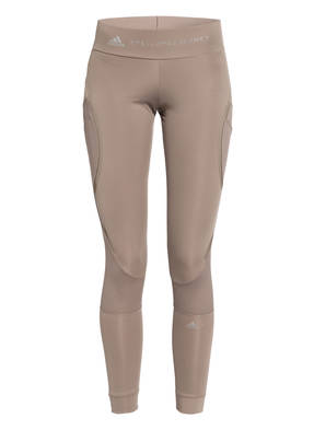 adidas by Stella McCartney Tights PERFORMANCE ESSENTIALS mit Mesh-Einsätzen