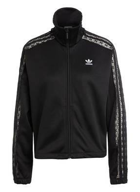 adidas Originals Sweatjacke LACE ORIGINALS mit Spitzeneinsatz