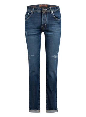 JACOB COHEN Destroyed Jeans J688 COMFORT LIMITED Slim Fit
