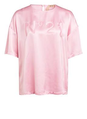 N°21 Oversized-Blusenshirt