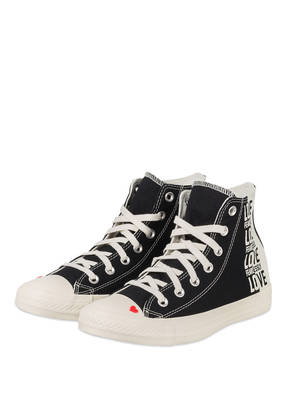 CONVERSE Hightop-Sneaker LOVE FEARLESSLY CHUCK TAYLOR ALL STAR