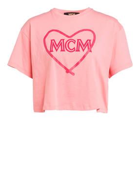 MCM Cropped-Shirt
