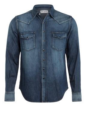 SAINT LAURENT Jeans-Overshirt