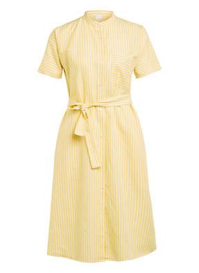 BOSS Kleid EKIMONO mit Leinen