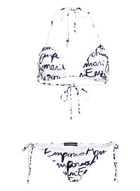 EMPORIO ARMANI Triangel-Bikini