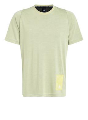 adidas T-Shirt INSIDE MESH TECH