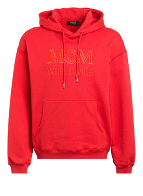 MCM Oversized-Hoodie LOGO GROUP