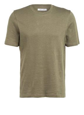 SAMSØE  SAMSØE T-Shirt BALLUM mit Hanf