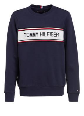 TOMMY HILFIGER Sweatshirt INTARSIA
