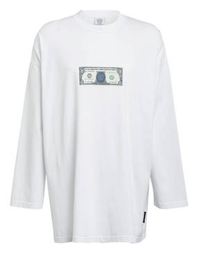 VETEMENTS Oversized-Longsleeve DOLLAR