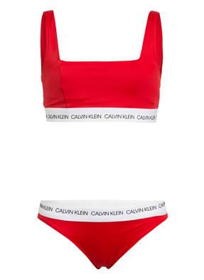 Calvin Klein Bustier-Bikini
