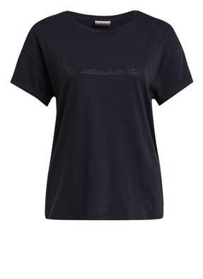 NAPAPIJRI T-Shirt SICCARI mit Schmucksteinbesatz