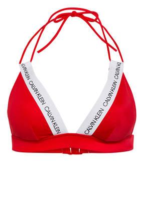 Calvin Klein Triangel-Bikini-Top CK LOGO