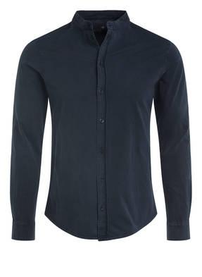 Juvia Jerseyhemd Regular Fit mit Stehkragen
