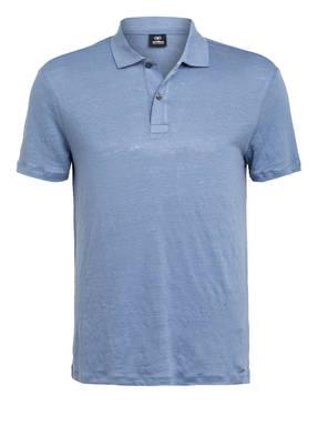 strellson Jersey-Poloshirt DRAVEN Regular Fit aus Leinen