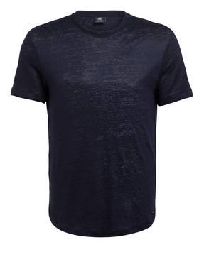 strellson T-Shirt DRAVEN aus Leinen