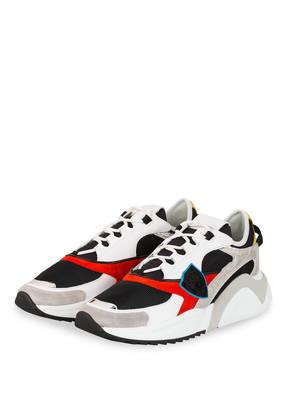 PHILIPPE MODEL Sneaker EZE BLANC
