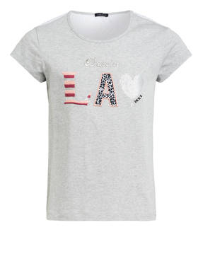 IKKS T-Shirt mit Lochstickerei