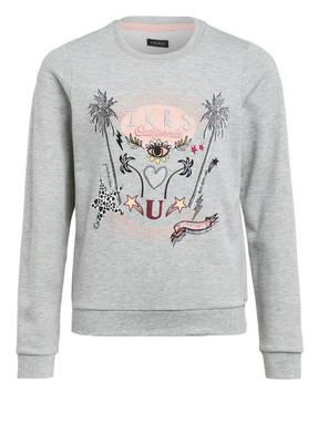 IKKS Sweatshirt mit Glitzergarn