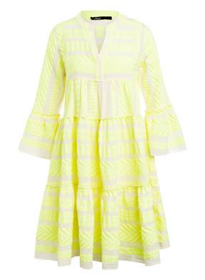 Devotion Kleid ELLA mit Rüschenbesatz