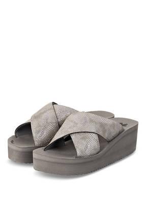 flip*flop Plateau-Wedges CROSS SNAKE